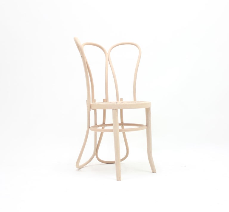 Back of the Chairs by Martino Gamper for the Conran Shop/Thonet, 2008 In Good Condition For Sale In Uppsala, SE