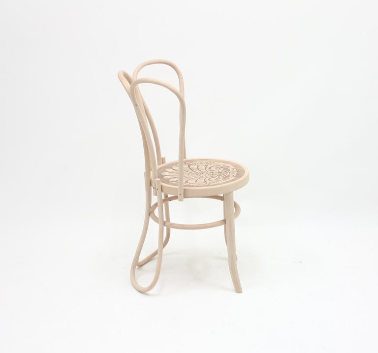 Bentwood Back of the Chairs by Martino Gamper for the Conran Shop/Thonet, 2008 For Sale