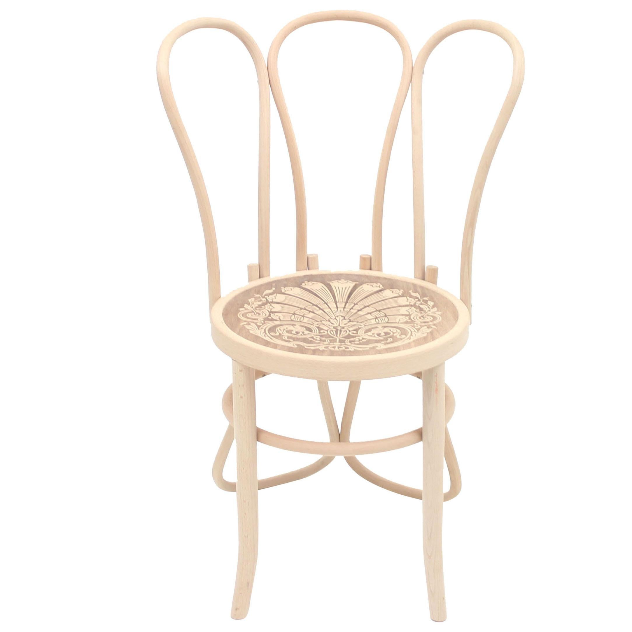 Back of the Chairs by Martino Gamper for the Conran Shop/Thonet, 2008