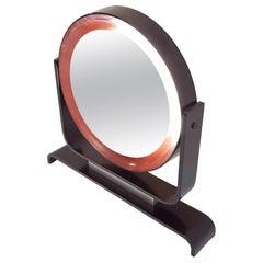 Backlit Vanity Mirror, Italy, 1960s