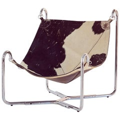 Italian Mid Century Modern Baffo Chair by Gianni Pareschi and Ezio Didone, 1969