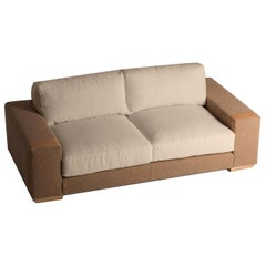 Bagarre Patio Sofa 3-Seat by Marco and Giulio Mantellassi