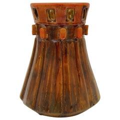 Bagni Ceramiche Italian Modern Vase Designed by Alvino Bagni for Raymor