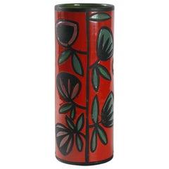 Bagni Ceramiche Tulip Vase by Alvino Bagni, Italy, circa 1970
