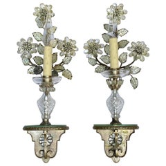 Bagues Sconces, Pair