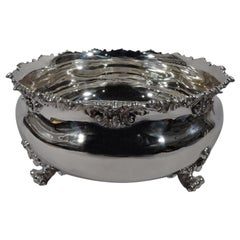 Bailey, Banks & Biddle Sterling Silver Cachepot Jardinière Bowl