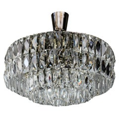 Bakalowits Crystal Chandelier, circa 1960s