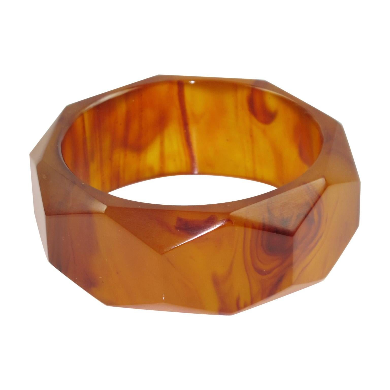 Vintage, Retro, Mid-century Antiques Sensible Great Vintage Orange Amber Plastic Art Deco Napkin Holder