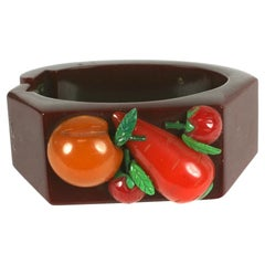 Bakelite Hinged Vegetable Market Cuff