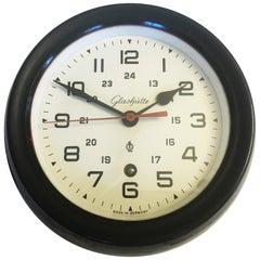 Bakelite Ship Wall Clock by Glashütte