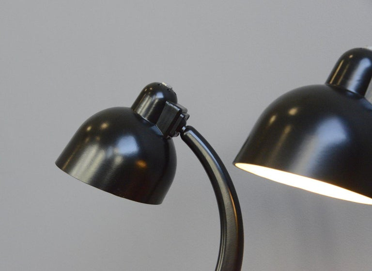 Bakelite Table Lamps, circa 1940s In Good Condition For Sale In Gloucester, GB