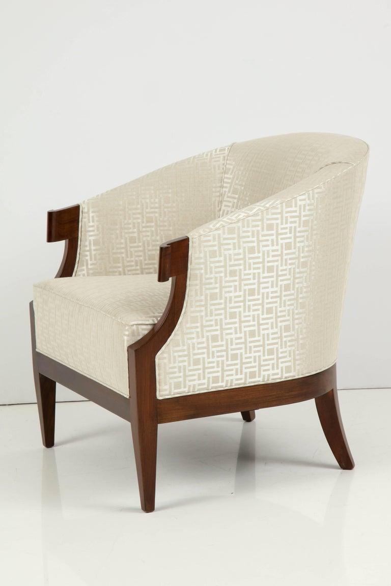 Pleasing Baker Club Chairs Machost Co Dining Chair Design Ideas Machostcouk