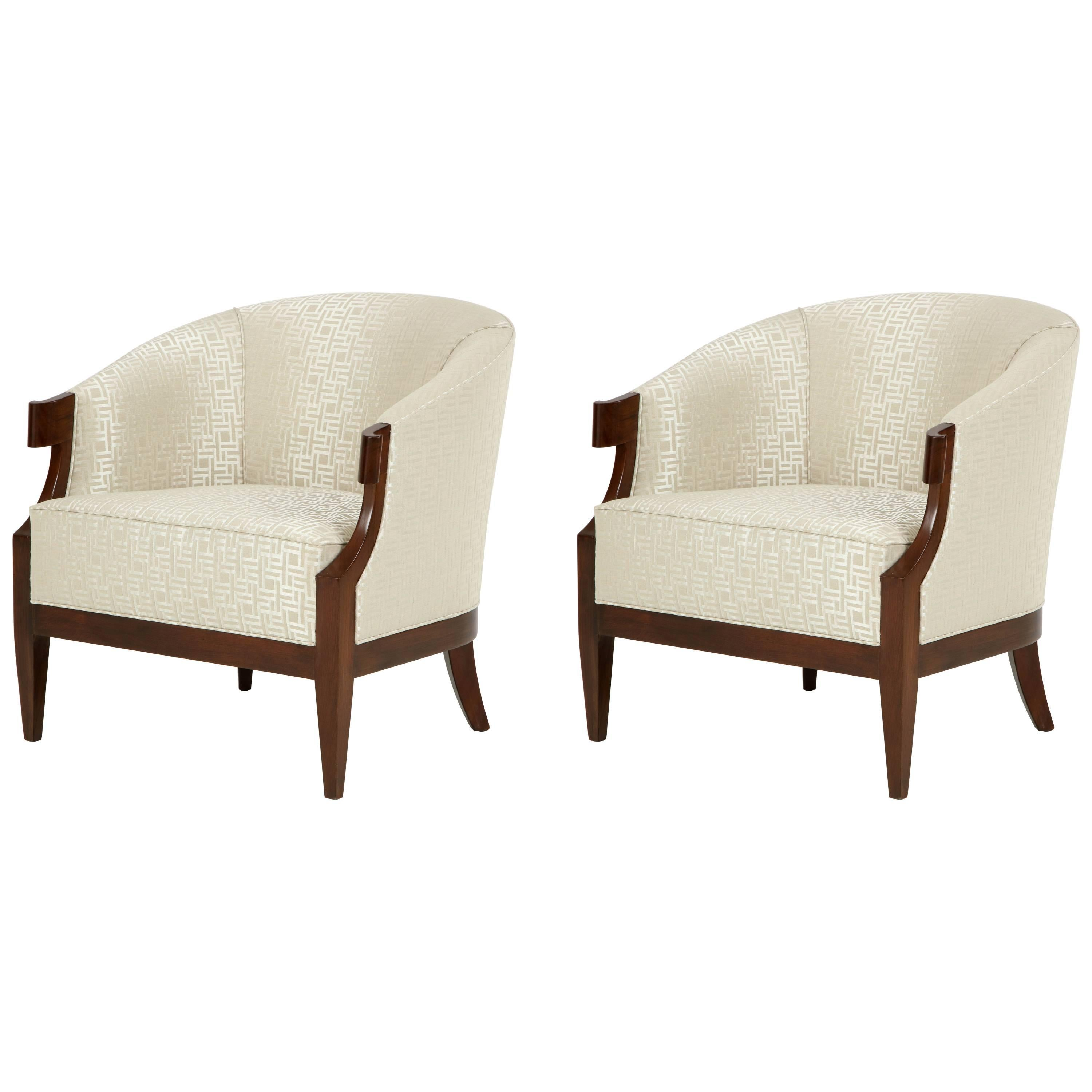 Baker Club Chairs
