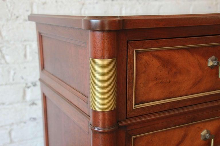 Baker Furniture French Regency Style Long Dresser Or Credenza For 3