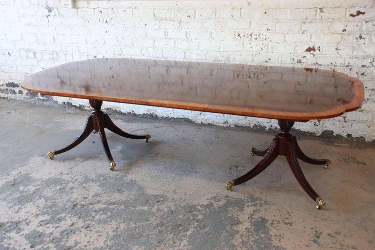 Baker Furniture Historic Charleston Collection Banded