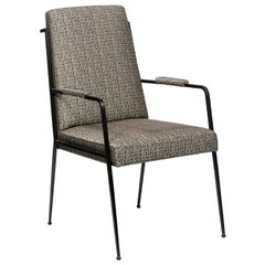 Baker Iron Eye Armchair by Jean Louis Deniot