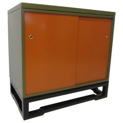 Small Credenza in the style of Mid Century by Baker