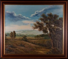 Baker - 20th Century Oil, Country Landscape
