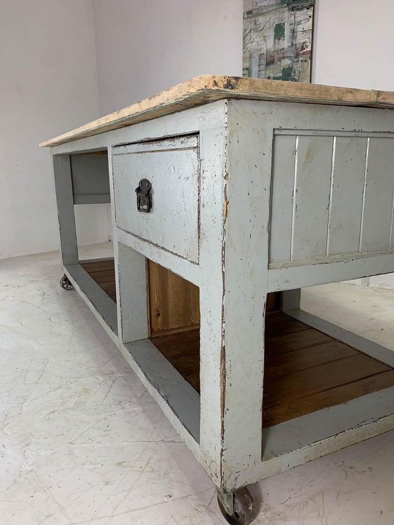 kitchen island tables for sale baker s table workbench kitchen island kitchen table for sale at 1stdibs 5855