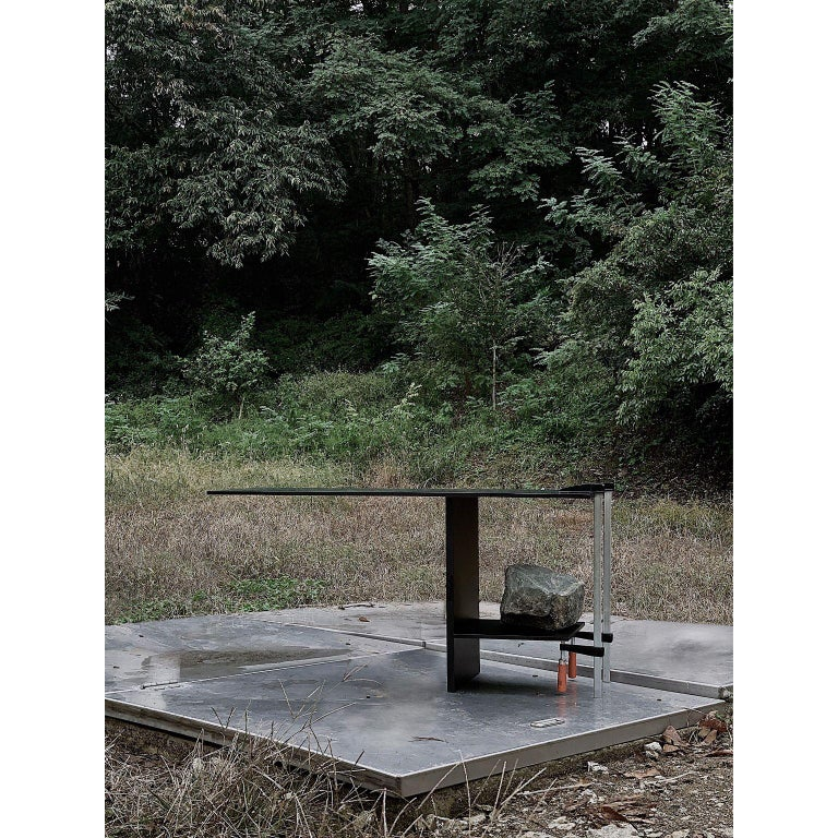 South Korean Balance Table by Lee Sisan For Sale