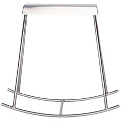 Balancinha Swing Table Lamp in Stainless Steel by Tiago Curioni