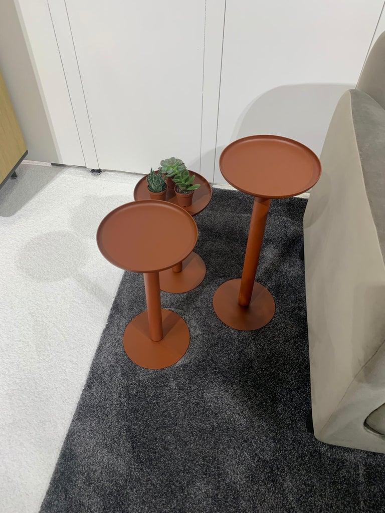Modern Artifort Set of Three Balans Mini Tables For Sale