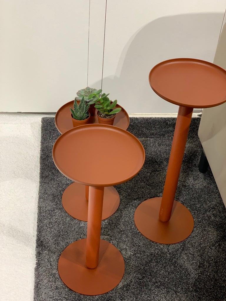 Dutch Artifort Set of Three Balans Mini Tables For Sale