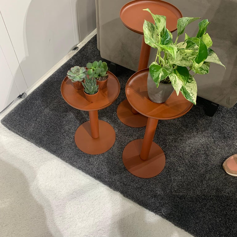 Contemporary Artifort Set of Three Balans Mini Tables For Sale