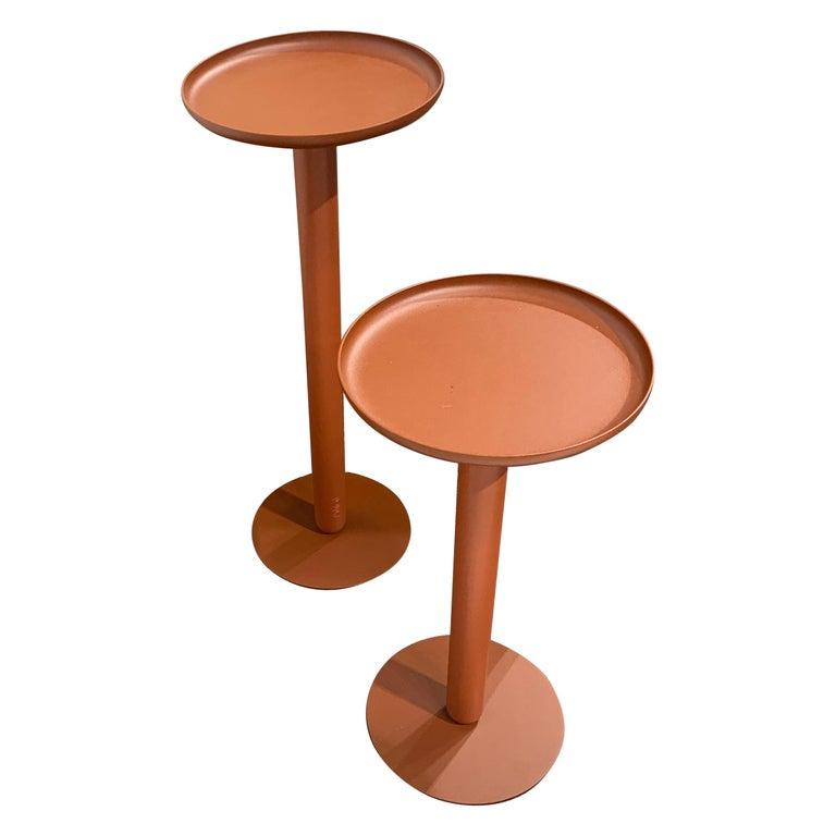 Artifort Set of Three Balans Mini Tables For Sale