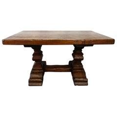 BALAUSTRA Coffee Table - Authentic Italian Custom Antique Reproduction Line