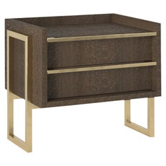 Baldwin Nightstand by Giannella Ventura