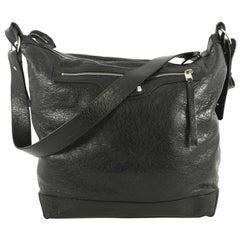 Balenciaga Arena Day Messenger Classic Studs Bag Leather