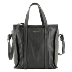 Balenciaga Bazar Convertible Tote Leather Small