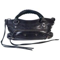 BALENCIAGA Classic City Leather Tote Bag