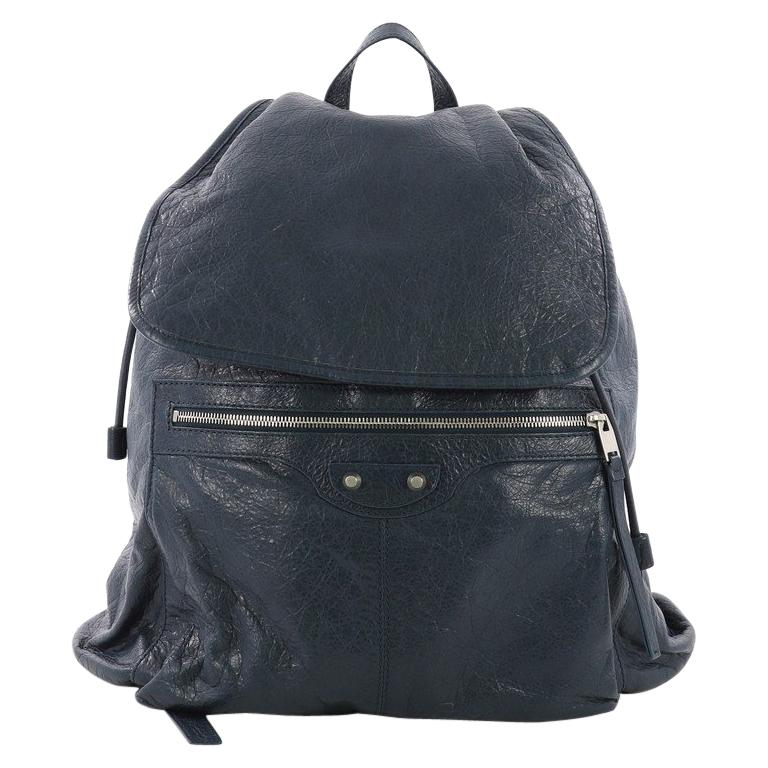 823ef758e93be9 Balenciaga Classic Traveler S Backpack Leather at 1stdibs