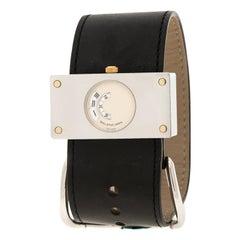 Balenciaga Cream  Limited Edition 922/1000 Women's Wristwatch 45 mm