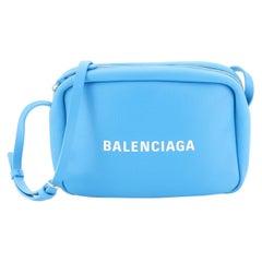 Balenciaga Everyday Crossbody Bag Leather Small