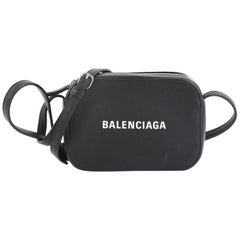 Balenciaga Everyday Crossbody Bag Leather XS