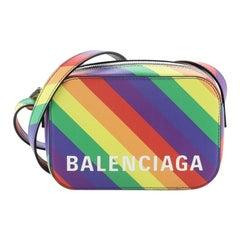 Balenciaga Everyday Crossbody Bag Leather XS