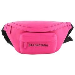 Balenciaga Everyday Waist Bag Leather