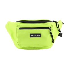 Balenciaga Explorer Belt Bag Canvas Medium