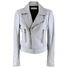 Balenciaga Lambskin Leather Jacket 40