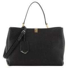 Balenciaga Le Dix Soft Cabas Leather Medium