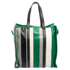 Balenciaga Multicolor Leather Medium Bazar Bag