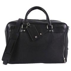 Balenciaga Neo Folder Briefcase Leather