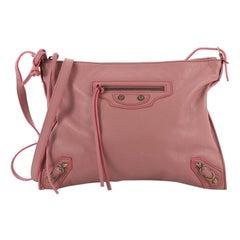 Balenciaga Papier Neo Crossbody Bag Leather