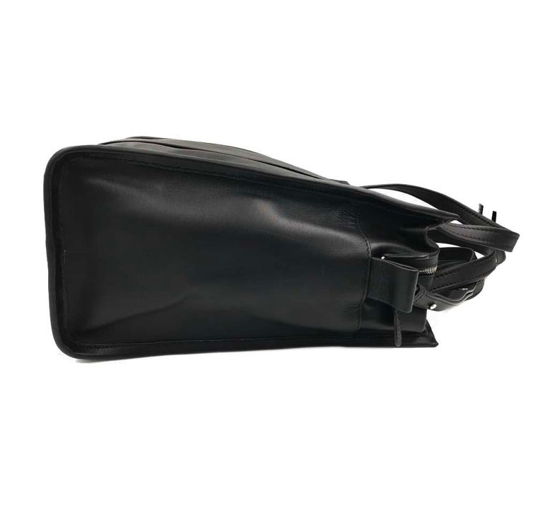 Balenciaga Paris Genuine Leather Ladies Handbag 443096 DL10N 1000 For Sale 1