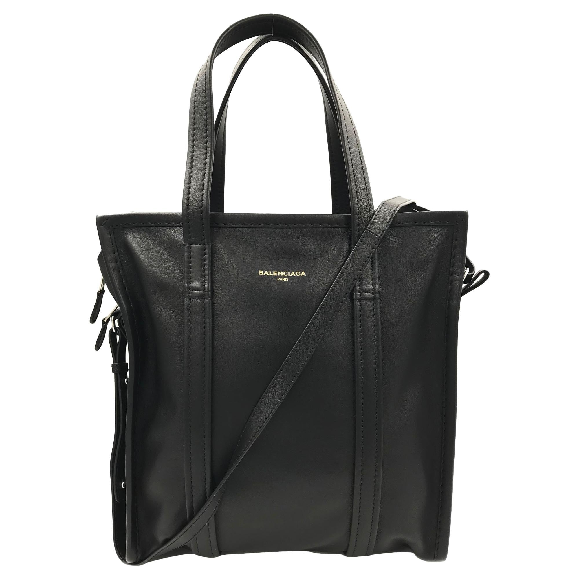 Balenciaga Paris Genuine Leather Ladies Handbag 443096 DL10N 1000