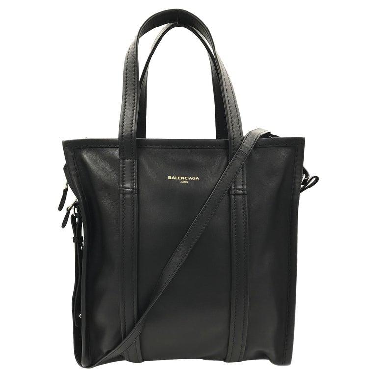 Balenciaga Paris Genuine Leather Ladies Handbag 443096 DL10N 1000 For Sale