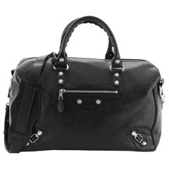 Balenciaga Polly Giant Studs Bag Leather